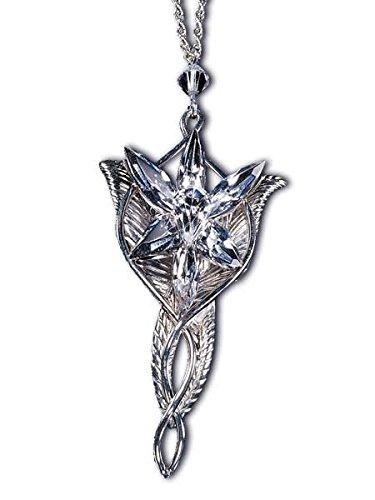 Signore Degli Anelli - Ciondolo di Arwen - Argento 925