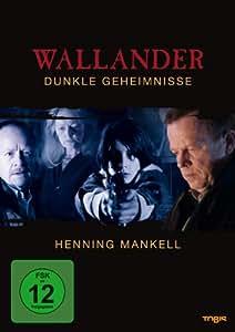 Henning Mankell: Wallander - Dunkle Geheimnisse [Import allemand]