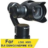 Topbest Outdoor Series Antiglare Sun Shade Lens Cap for DJI OSMO Handheld PTZ Camera, Inspire 1 X3 (Sun Shade)