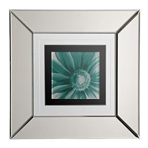 Premier Housewares 7025A 55 X 55 Cm Mirror Framed Wall Art