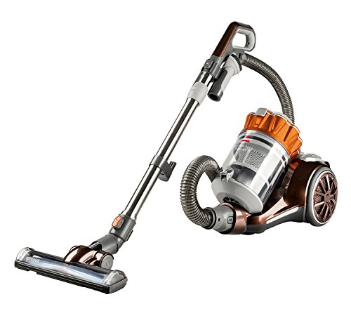 Bissell Hard Floor Expert Multi-Cyclonic Bagless Canister Vacuum, 1547 - Corded (Vacuum Cyclonic compare prices)