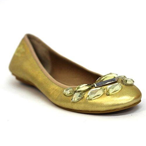 juicy-couture-scarpe-da-donna-in-pelle-misura-35-nuovo-arrivo-oro-oro-36
