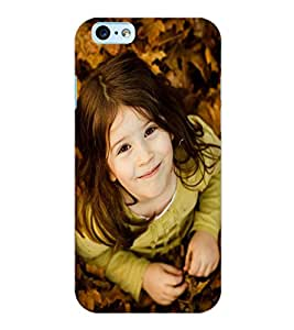 ColourCraft Cute Baby Back Case Cover for APPLE IPHONE 6