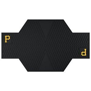 FANMATS 15361 MLB Pittsburgh Pirates Motorcycle Mat by Fanmats