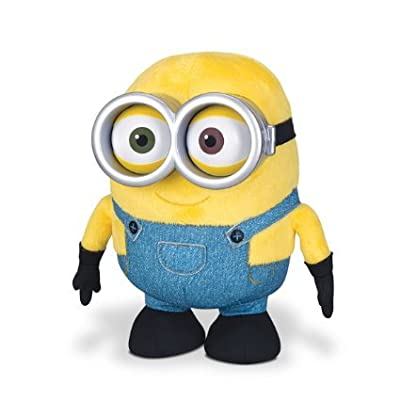 Minions Huggable Plush - Bob