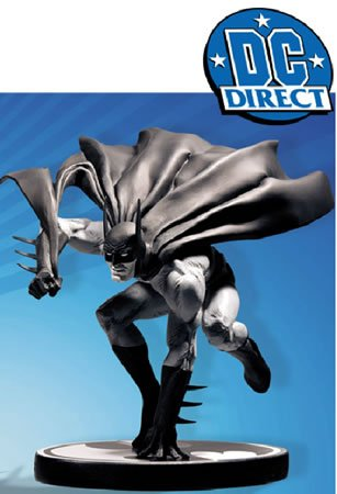 Buy Batman Joe Kubert Black and White Statue