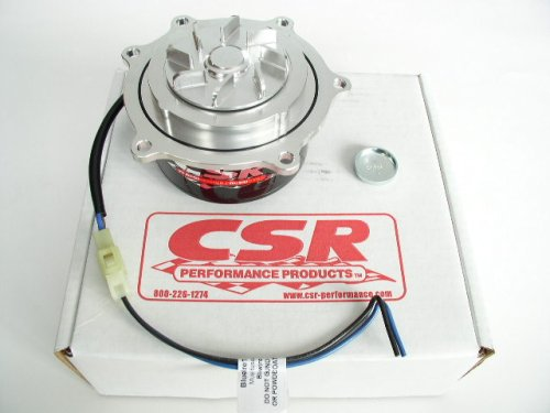 CSR Performance Products 901LT1 LT1 Electric Water Pump Conversion for Small Block Chevy