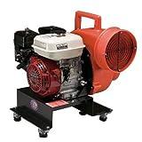 Allegro Industries 9505-50 Gasoline Blower Includes Honda Engine Motor, 4 hp