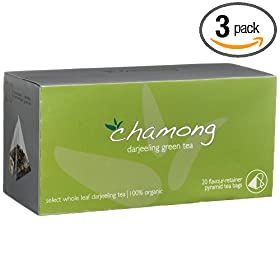 Chamong Tea: Save up to 35%