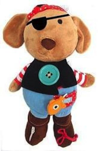 Kids Preferred Learn To Dress, Pirate Puppy front-961442