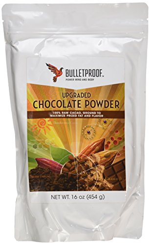 Bulletproof Chocolate Powder 16 oz