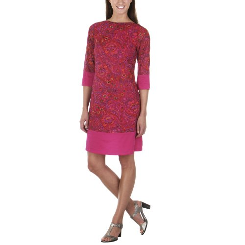 Isaac Mizrahi for Target® Printed Sheath Dress - Pink Paisley