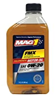 MAG1 61794-pk6 Full Synthetic 0W20 SM Motor Oil - 32 oz., (Pack of 6) by MAG1