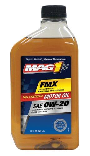 MAG1 61794-pk6 Full Synthetic 0W20 SM Motor Oil - 32 oz., (Pack of 6)