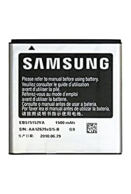 Samsung 1500mAh Li-Ion Standard Battery for T-Mobile Galaxy S Samsung Vibrant T959 EB575152VA from Samsung