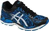 ASICS Men's Gel Cumulus 17 BR Running Shoe, Electric Blue/Silver/Blue Ribbon, 9.5 M US