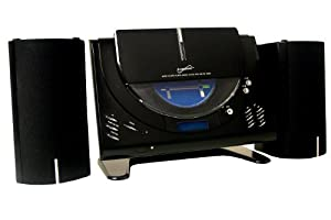 Supersonic SC-3388 Micro System CD Player with AM/FM Radio (Discontinued by Manufacturer)