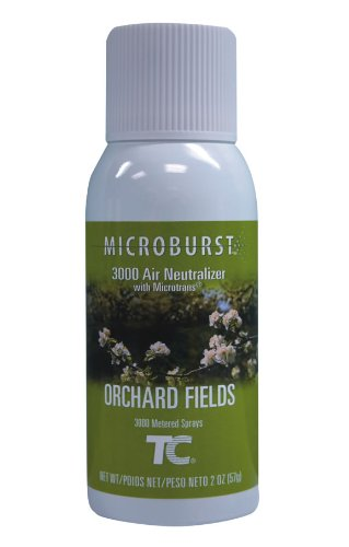 Microburst 3000 Refill - Orchard Fields - 2 Oz (Case Of 12)