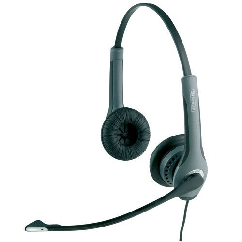 Jabra Headset Binaural With Noise Canceling Boom