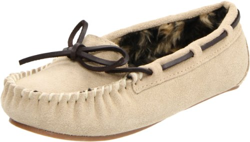 Tamarac by Slippers International Women's Peggy Slipper,Sand,8 M US