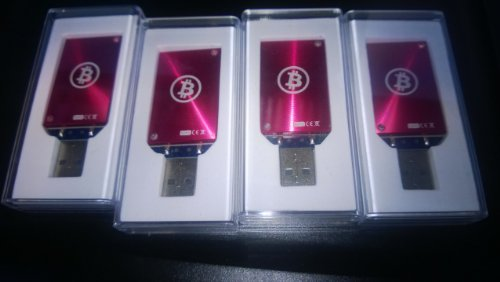 ASICMiner Block Erupter USB 330MH/s Sapphire Miner
