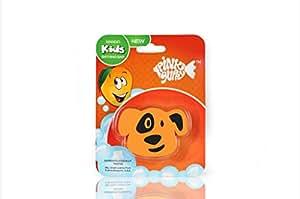 Pink Guppy Pink Guppy Kids Mango fragrant, Cute Dog Shaped Bathing Bar for Kids