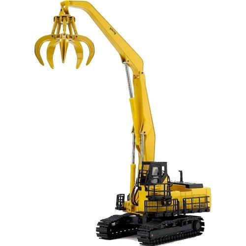 joal-150-metal-komatsu-pc1100lc-6-with-grapple