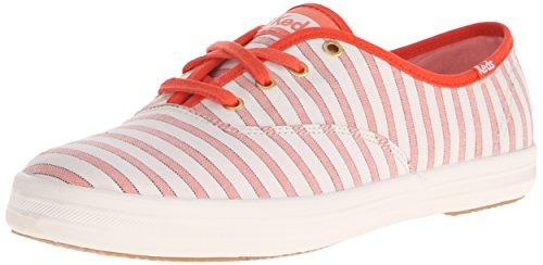 Keds - scarpe da ginnastica Donna , (Arancione/Bianco), 40 EU