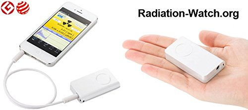 Radiation Detector - Pocket Geiger Type 4 for iOS devices-Turn Your iPhone/iPad/iPod into a Radiation Detector (Cell Phone Radiation Detector compare prices)