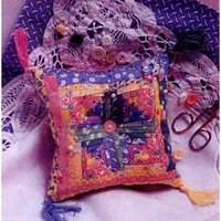 Grandmothers Pincushion by Saginaw St Quilt Co Pattern
