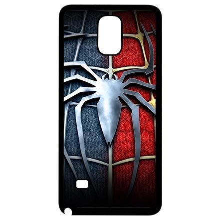 Case For Samsung Galaxy Note 4 With Spiderman Famous Peronalized