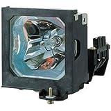 Alda PQ Beamerlampe für EIKI LC-XG250 Projektoren, Lampe mit Gehäuse