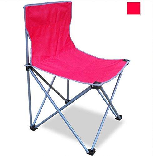 Youdirect 174 Large Size Portable Folding Armless Camping