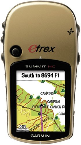 Summit Receiver  Top Rated Gps Units Handheld