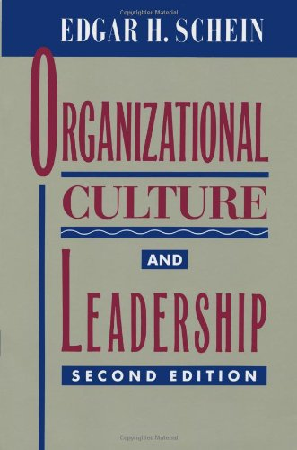 organizational structure and edgar schein How to establish your company's organizational culture while conceptually different, organizational behaviorists, such as edgar schein, believe they are intertwined in schein's book, organizational culture and leadership.
