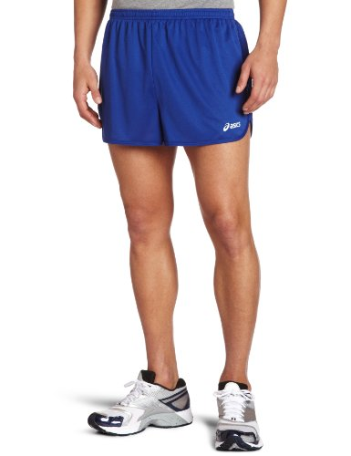 ASICS ASICS Men's Propel 1/2 Split Short, Royal, Large
