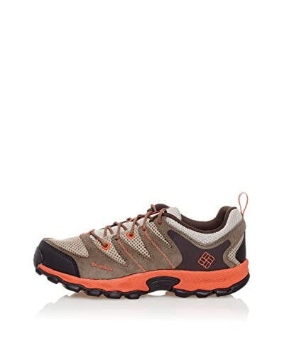 Columbia Zapatillas Outdoor Youth Peakfreak Xcrsn Marrón / Naranja