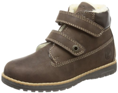 Primigi Baby ASPY 1 First Walking Shoes Brown Braun (MARRONE SCURO ASPY 1) Size: 23