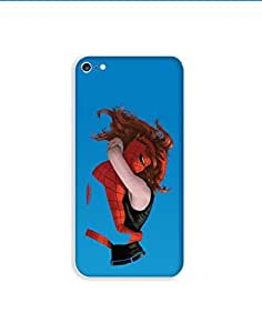 Apple Iphone 6 ht003 (43) Mobile Case from Mott2 - Spiderman Love (Limited Time Offers,Please Check the Details Below)