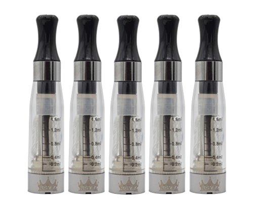 noveltm-5x-ce4-atomizzatori-trasparenti-per-sigaretta-elettronica-da-24-02-ohm-16-ml-tutti-i-modelli