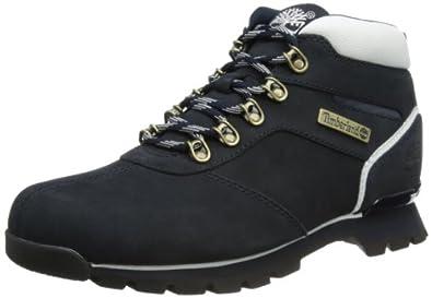 Buy Timberland Splitrocks2 Hiker Navy Blue Shoes by Timberland