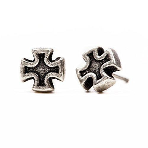 silver-faith-stud-earrings-faith-god-has-opened-the-door-of-faith-for-each-one-of-us-to-step-through