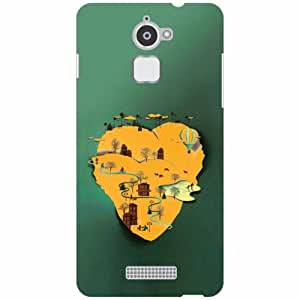 Printland Phone Cover For Coolpad Note 3 Lite