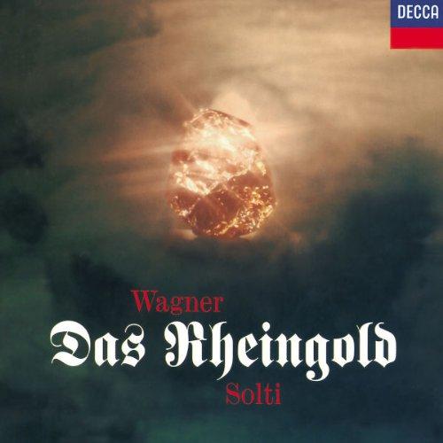 El Oro Del Rin (G.Solti) - Wagner - CD