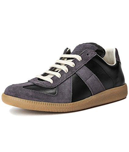 martin-margiela-mens-german-sneakers-42-black-with-gray