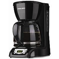 Black & Decker 12-Cup Programmable Coffee Brewer