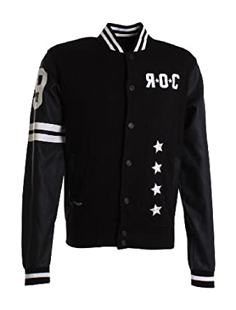 Coats & Jackets Garnett Black ROCAWEAR S Men
