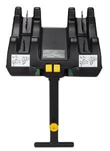Recaro 500000066 - Base Isofix para sillas auto (Grupo 0+/1, color negro) marca Recaro