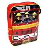 Fireman Sam Backpack School Bag with Front Pocket