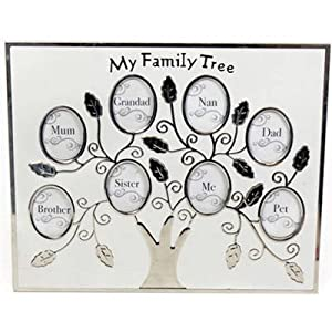 carousel home my family tree photo frame picture frame sets. Black Bedroom Furniture Sets. Home Design Ideas